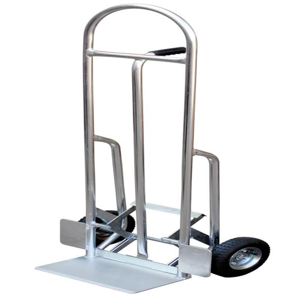 300 lbs. Capacity High Back Aluminum Hand Truck