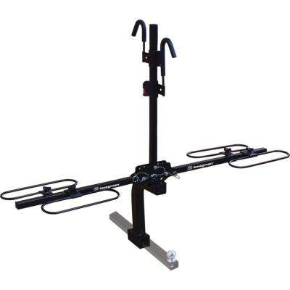 Traveler XCS2 2-Bikes RV Folding Bike Rack