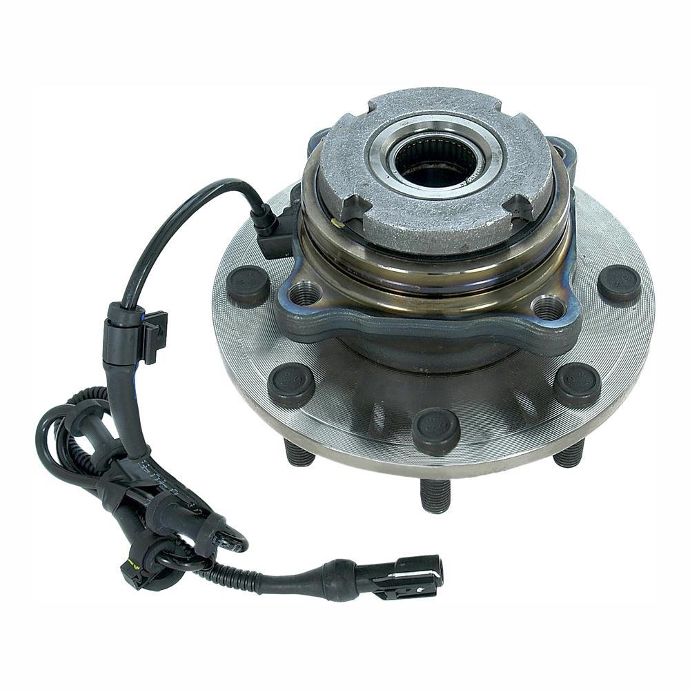 Timken Rear Left Wheel Bearing and Hub Assembly HA590429