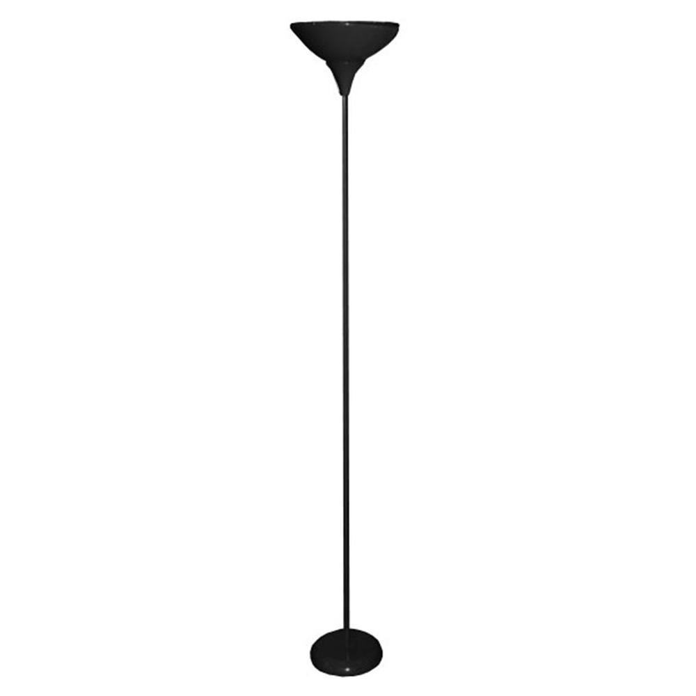 Filament Design Catherine 68 in. Black Floor Lamp-DISCONTINUED