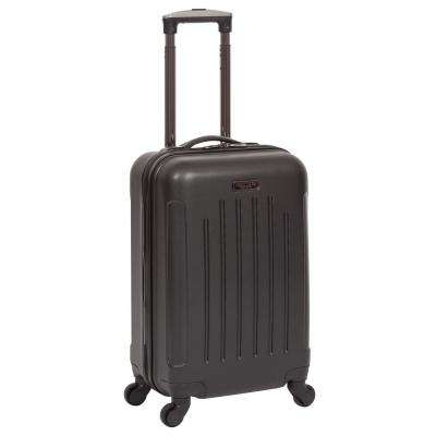 Lincoln Park Collection Lightweight Hardside ABS 4-Wheel Upright 20 in. Carry-On Luggage.
