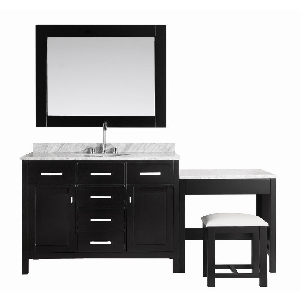 Design Element - Bathroom Vanities - Bath - The Home Depot
