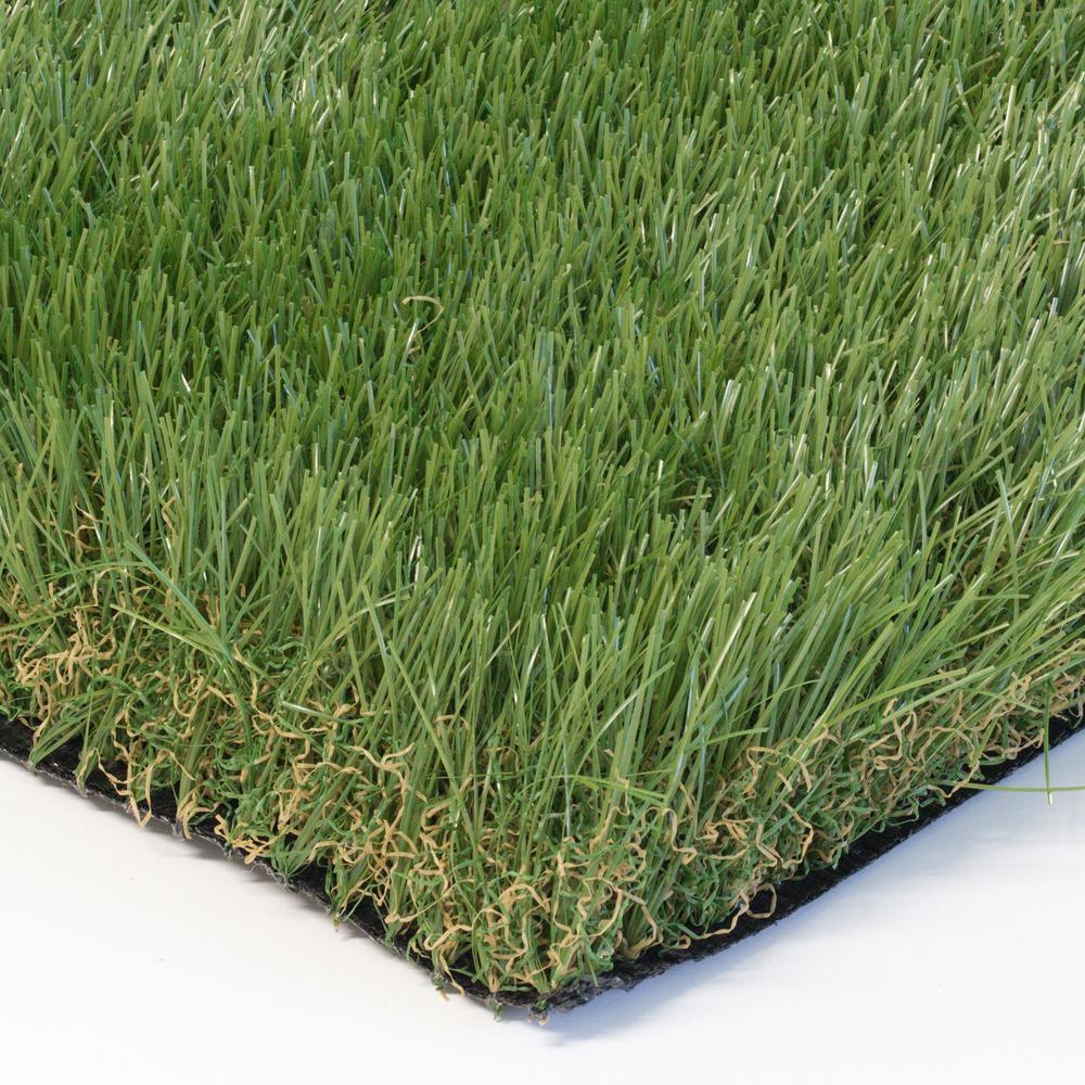 Lush Landscape 7.5 ft. x 13 ft. Artificial Grass Synthetic Lawn