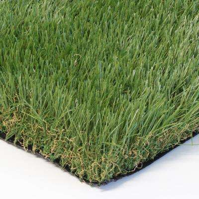Lush Landscape 7.5 ft. x 13 ft. Artificial Grass Synthetic Lawn Turf Remnant