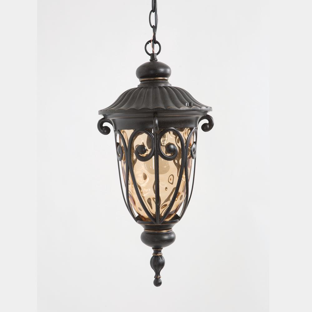 Bronze 1-Light Exterior Lighting