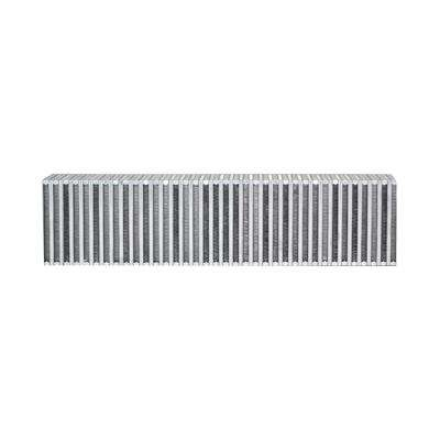 Vertical Flow Intercooler 27in. W x 6in. H x 4.5in. Thick