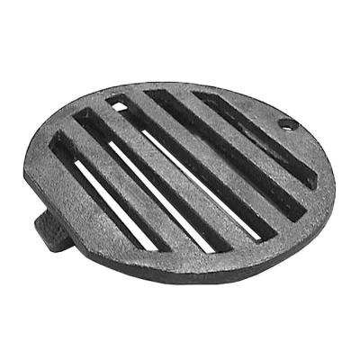 4 in. Cast-Iron Snap-In Strainer for Philadelphia Vent Boxes