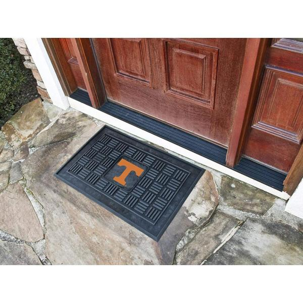 Fanmats University Of Tennessee 18 In X 30 In Door Mat 11383 The Home Depot