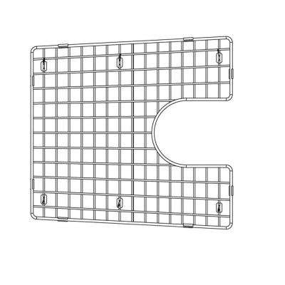 Stainless Steel Grid for Fits Performa 1-3/4 Medium Large Bowl