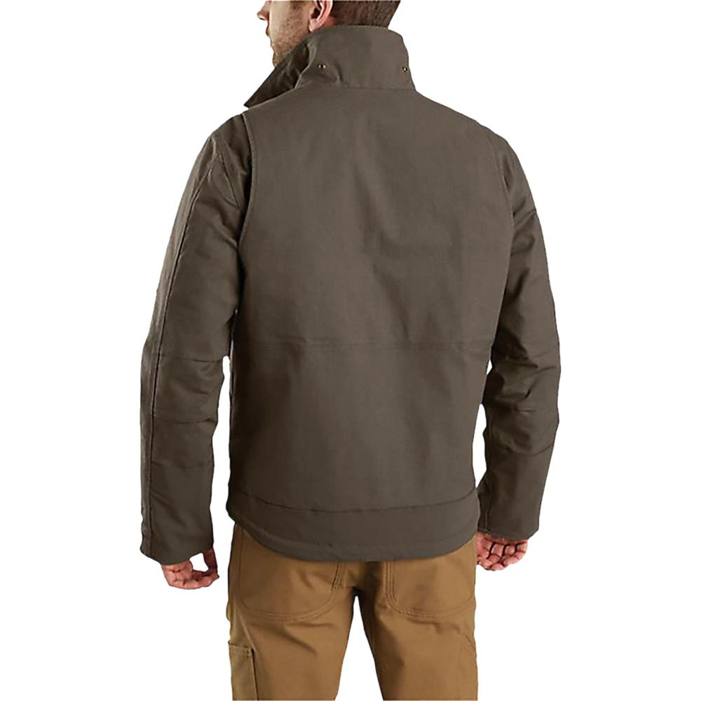 64f9d8a47 Carhartt Men's Regular Medium Tarmac Cotton/Cordura Nylon/Spandex Full  Swing Steel Jacket