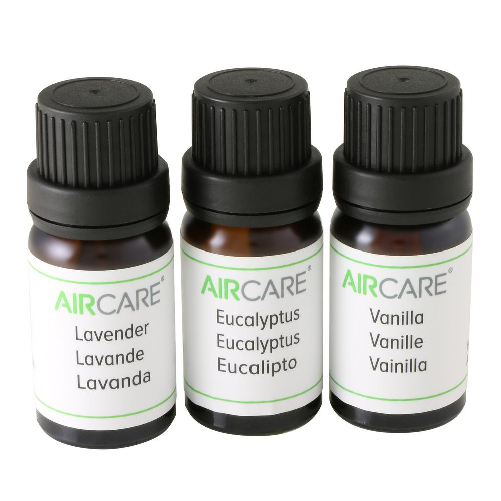 AIRCARE Variety Pack Essential Oil (3-Bottles/10ml)