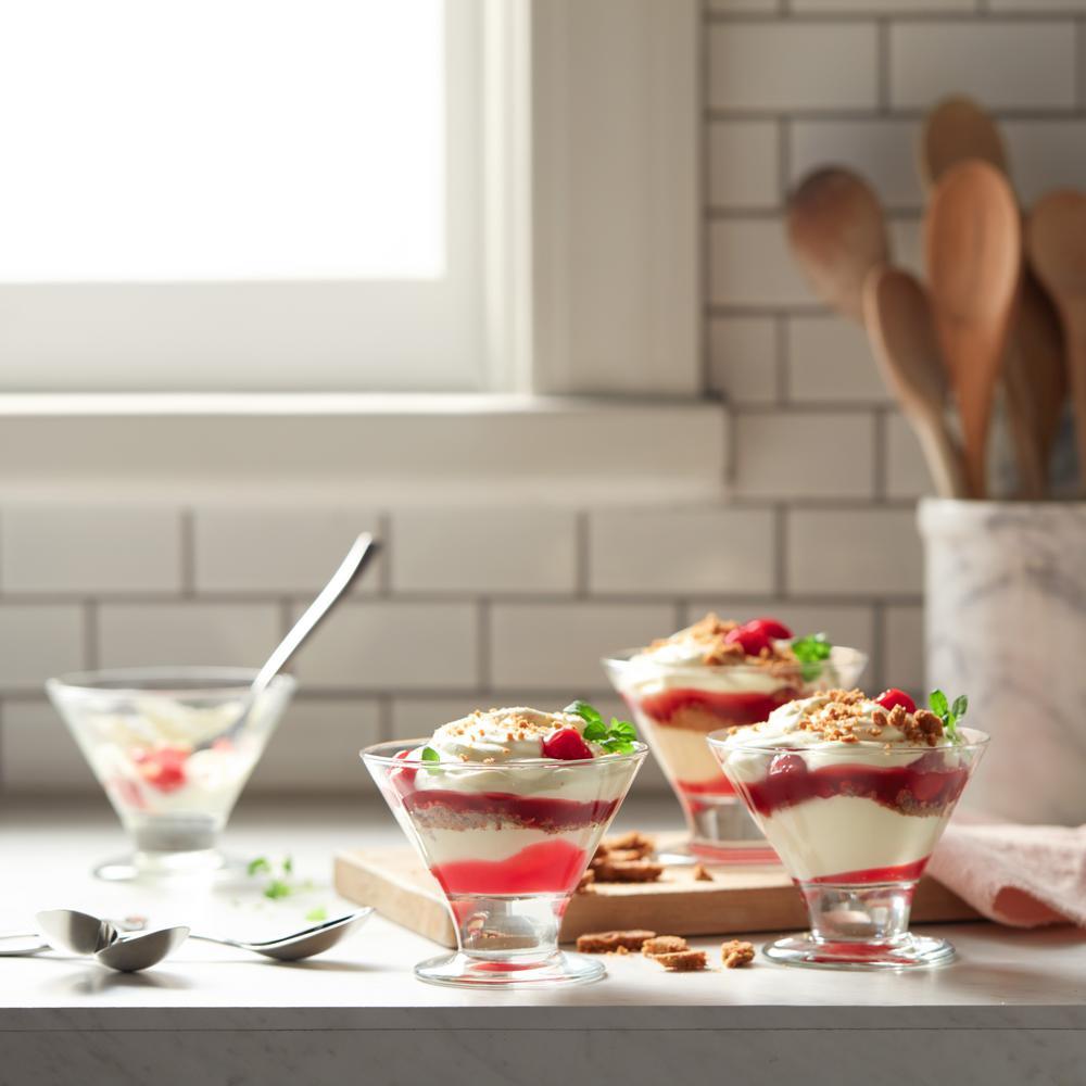 Dessert 6-piece Glass Dish Set