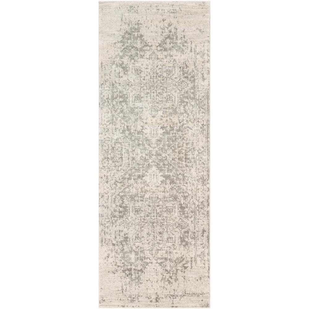 Artistic Weavers Demeter Gray 2 ft. 7 in. x 10 ft. 3 in. Runner Rug was $145.01 now $71.64 (51.0% off)