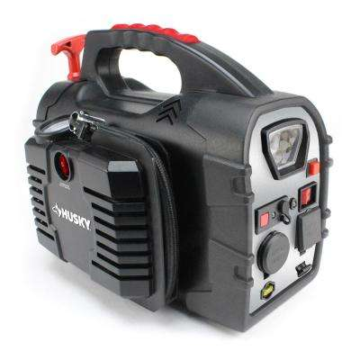 8-in-1 12-Volt Power Source/Jumpstarter