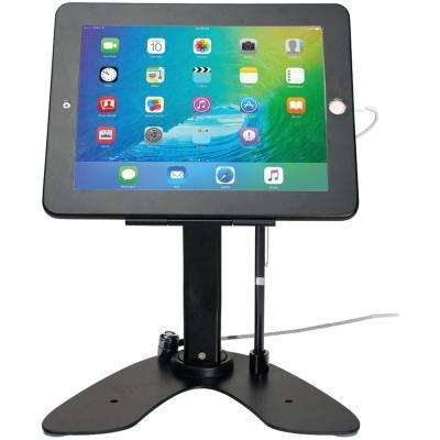 Digital iPad/iPad Air Dual Security Kiosk Stand with Locking Case and Cable