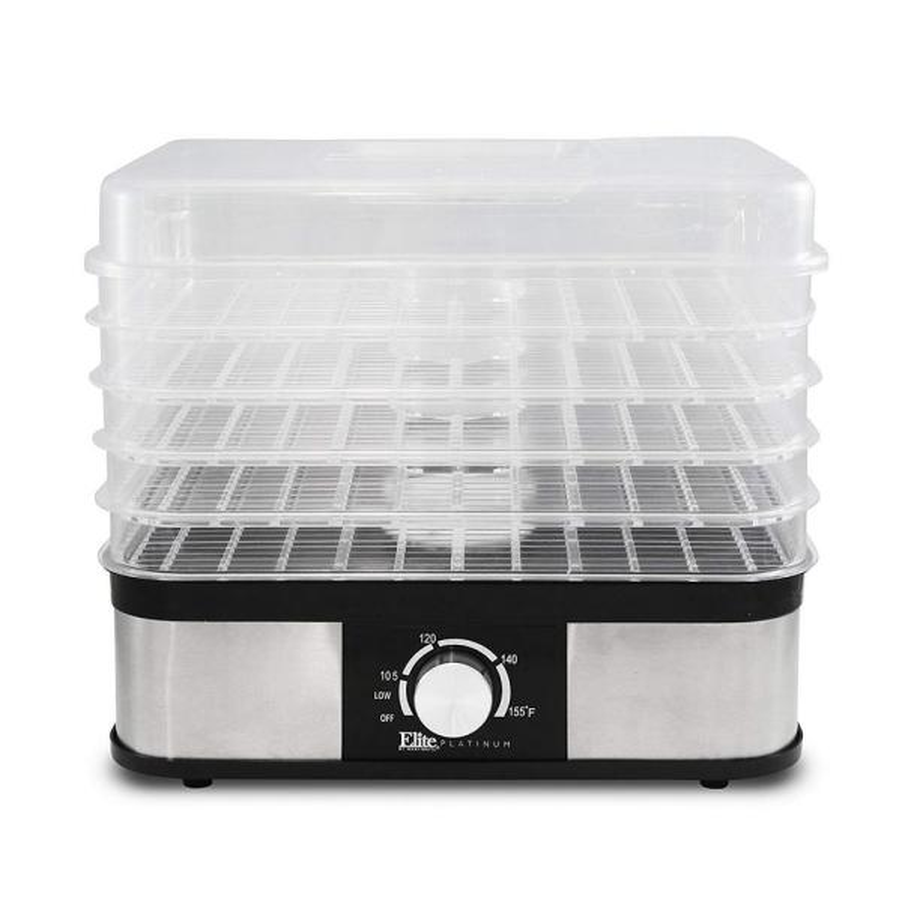 Elite 5-Tray Food Dehydrator EFD-1159