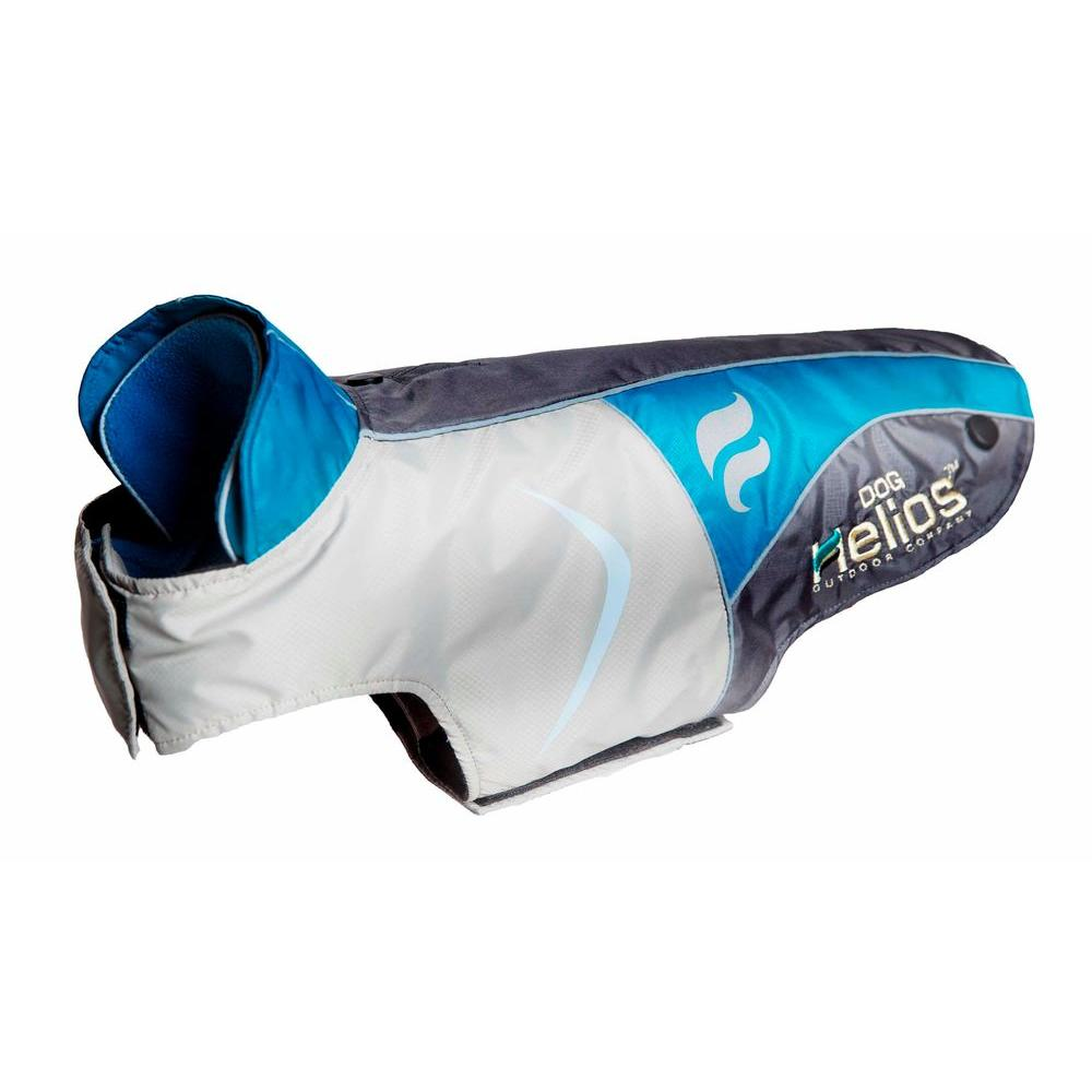 Medium Blue and Charcoal Grey and White Lotus-Rusher Waterproof 2-in-1