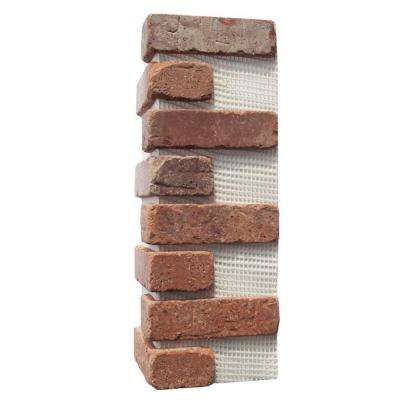 Dixie Clay Brickweb Thin Brick Corners