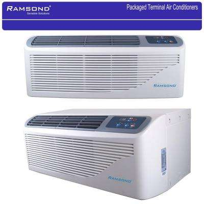 Packaged Terminal Air Conditioning 15,000 BTU (1.25 Ton) + 5 kW Electrical Heater