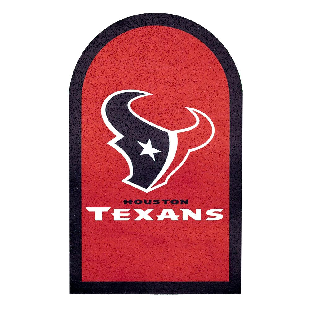 Applied Icon NFL Houston Texans Mailbox Door Logo Graphic