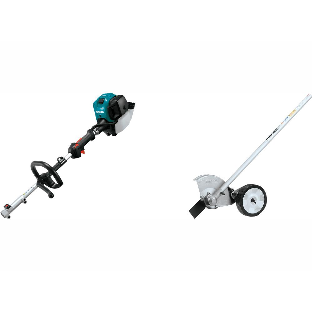 Makita 25.4 cc MM4 4-Stroke Couple Shaft Power Head and Edger Couple Shaft Attachment