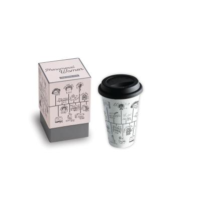 Phenomenal Women 12 oz. Multi Timeline Travel Mug