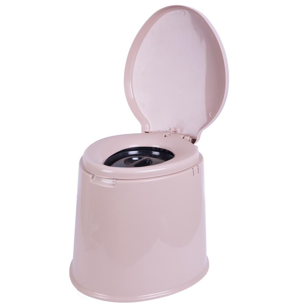 PLAYBERG Non-electric Waterless Portable Travel Toilet For Hiking and Camping