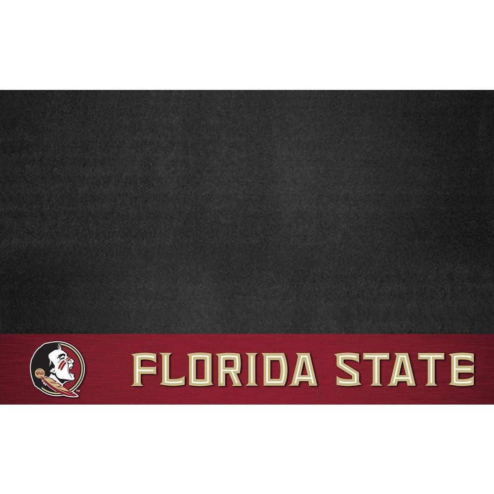 Florida State University 26 in. x 42 in. Grill Mat
