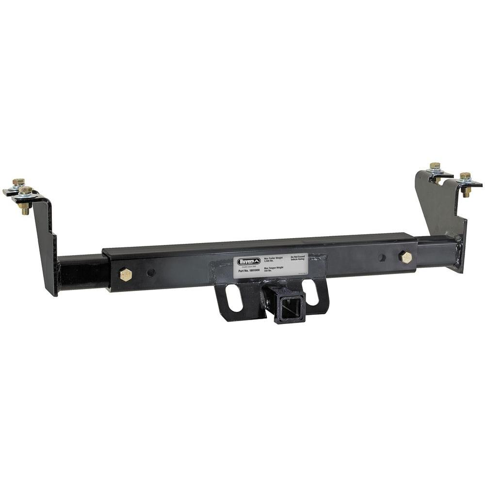 Buyers Products Company Class II MultiFit Receiver Hitch1801000