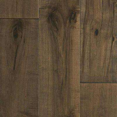 Maple Pacifica 1/2 in. Thick x 7-1/2 in. Wide x Varying Length Engineered Hardwood Flooring (932.4 sq. ft. / pallet)