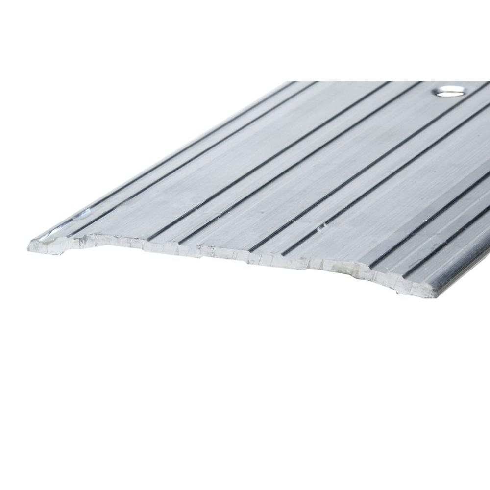 Aluminum door threshold the home depot eo 5 in x 14 in x 36 in rubansaba