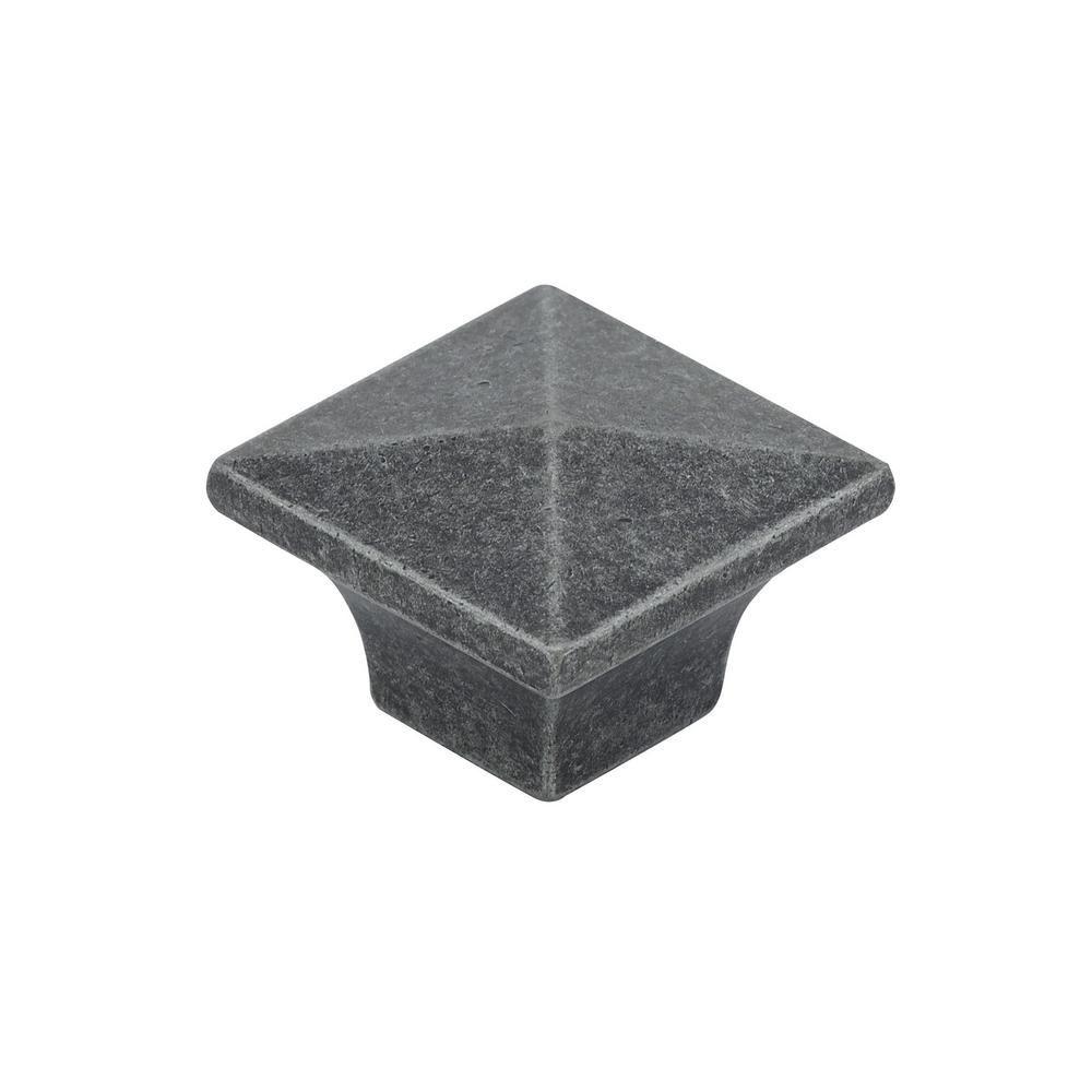 Richelieu Hardware 1-1/4 in. Natural Iron Cabinet Knob