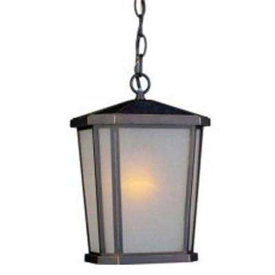 Rostovdon 1-Light Oil Rubbed Bronze Outdoor Pendant