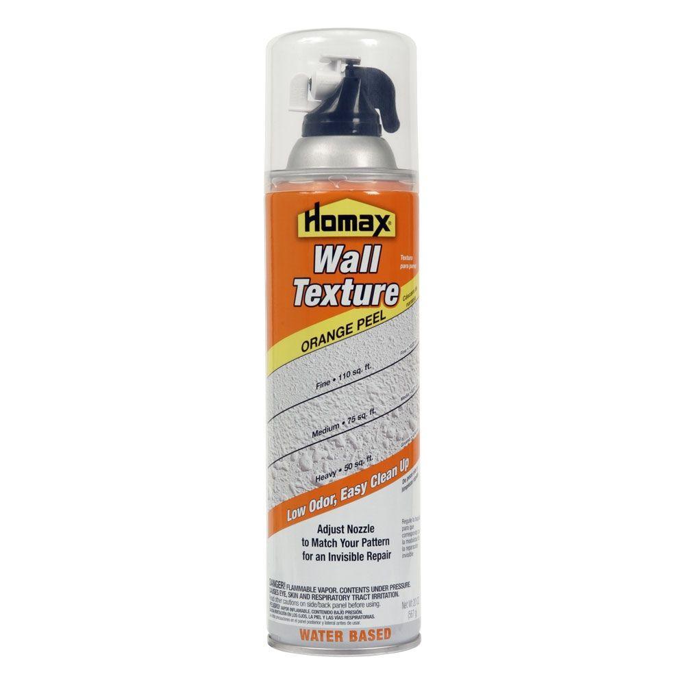 20 oz. Wall Orange Peel Low Odor Water Based Spray Texture