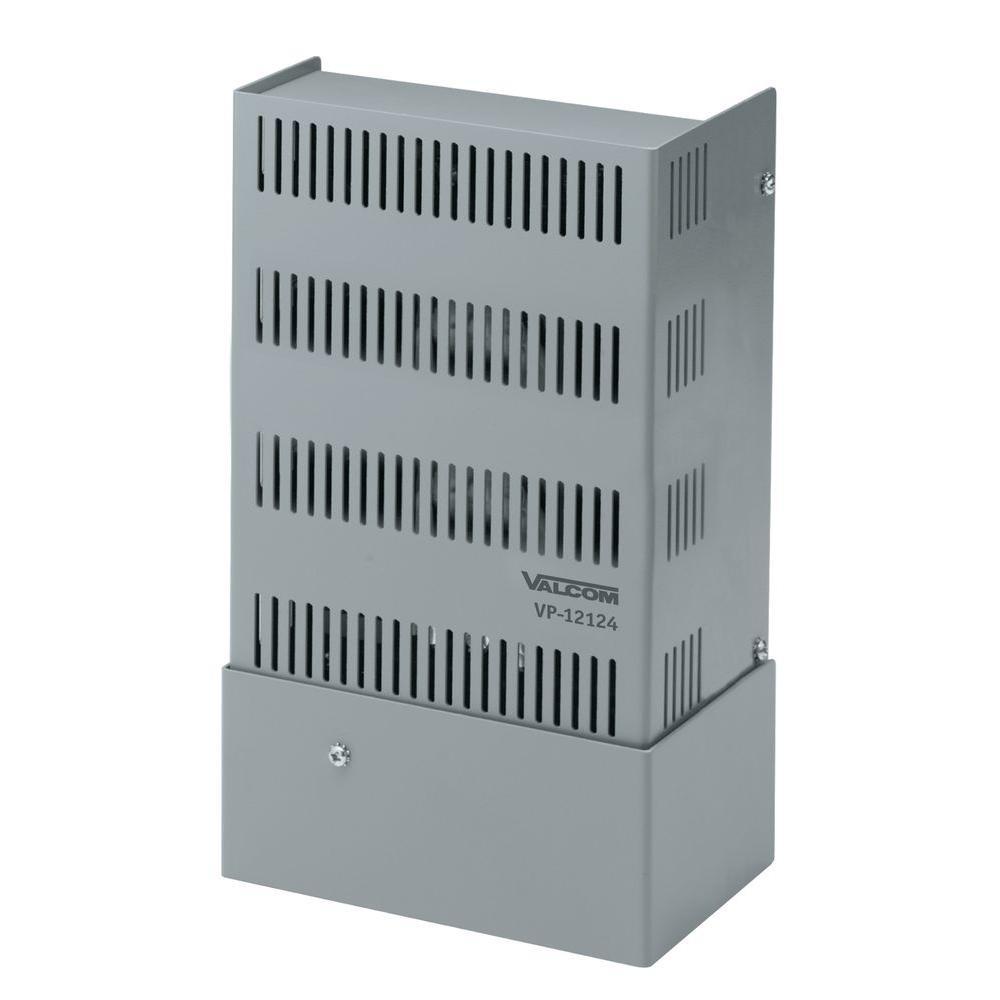 Valcom 12 Amp 24 VDC Filtered Wall Mount Power Supply by Valcom