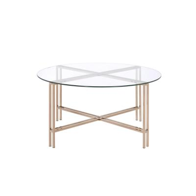 Champagne Veises Coffee Table