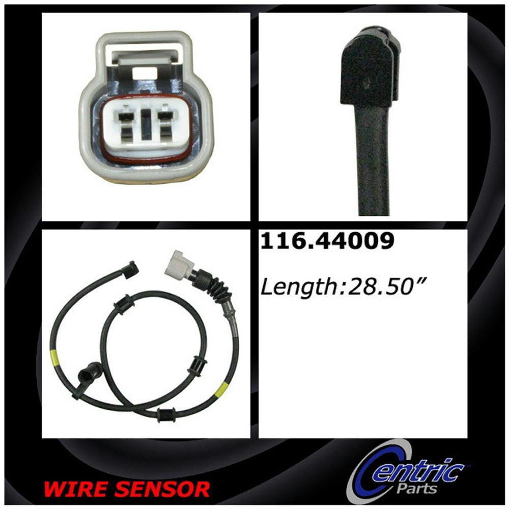 Brake Pad Sensor Wires - Rear Right