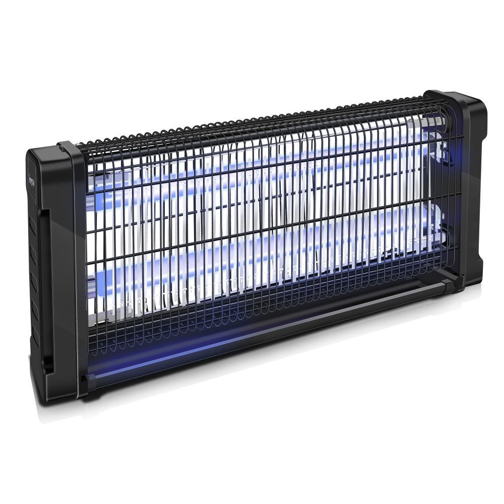 SereneLife Indoor Bug Zapper - Electronic Plug-in Pest Control, Chemical-Free Insect Killer