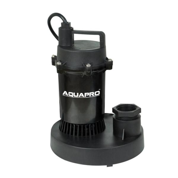 1/4 HP Submersible Utility Pump
