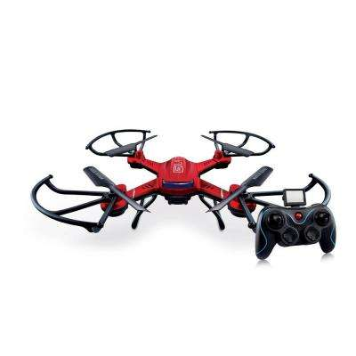 Elite Drone with Camera - Red