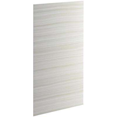 Choreograph Shower Wall in VeinCut Dune (Set of 2)
