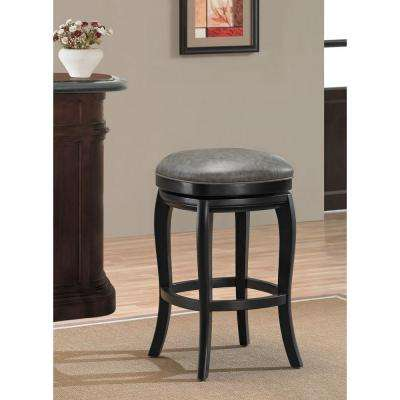 Swivel Backless Counter 24 27 Bar Stools Kitchen Dining