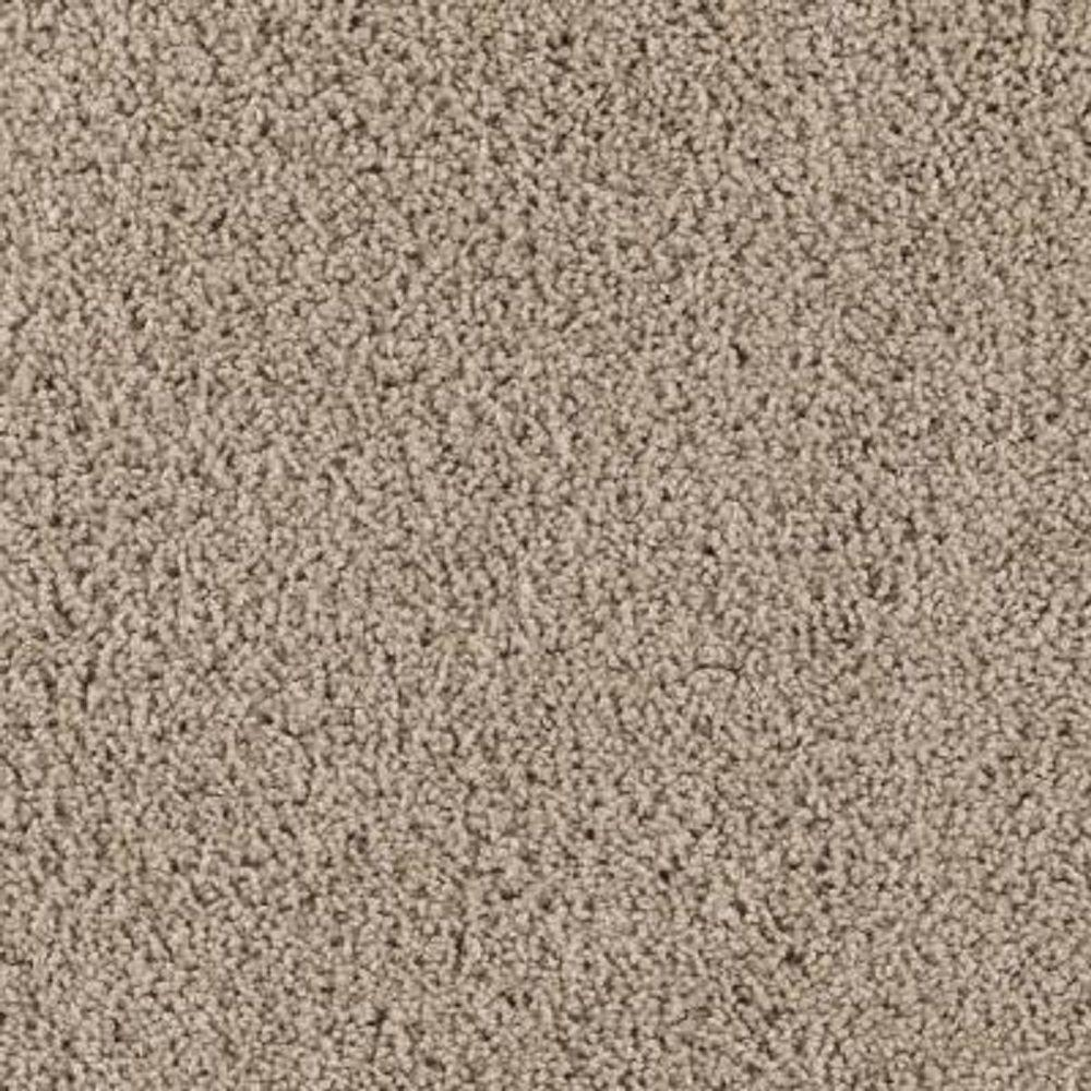 Carpet Sample - Ashcraft II - Color Mellow Taupe Texture 8