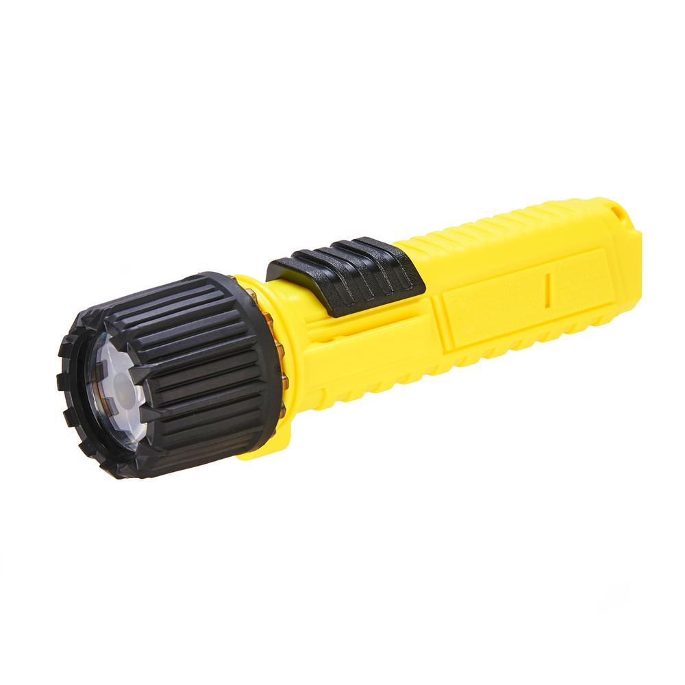 Dorcy Battery Powered Pistol Grip LED Spotlight in Black-41