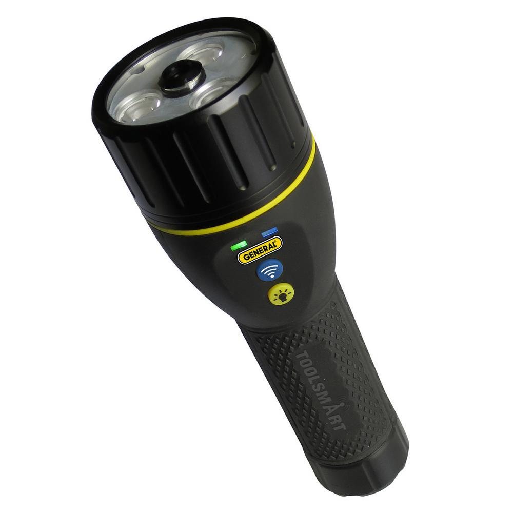 ToolSmart Wi-Fi Flashlight Inspection Camera