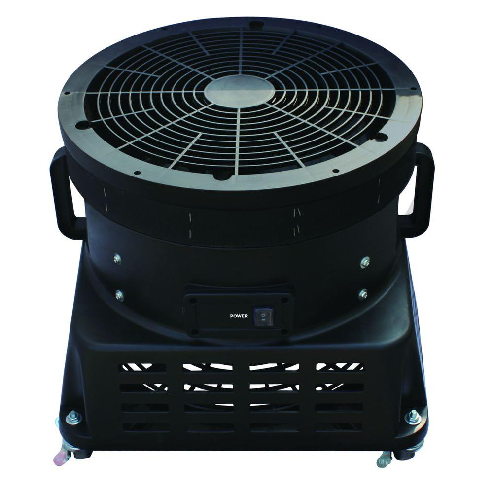 Xpower 18 in vertical advertisement blower fan 1 hp br for Furnace blower motor home depot