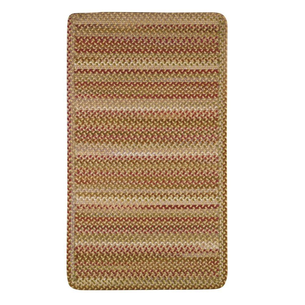 Capel Applause Wheatfield 3 ft. x 5 ft. Area Rug
