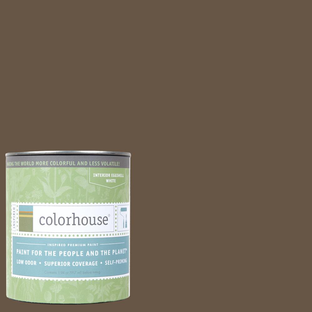 1 qt. Clay .06 Eggshell Interior Paint