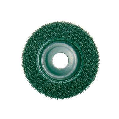 Merlin2 Fine Thin All Surface Disc in Green