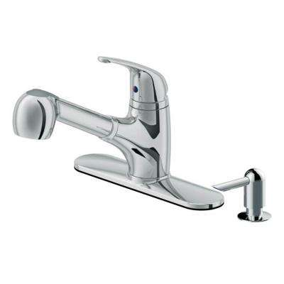 Chrome Best Rated Deck Plate 1 Or 3 Hole Kitchen Faucets